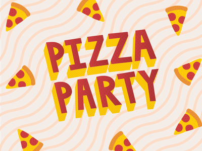 Kid's Pizza Party