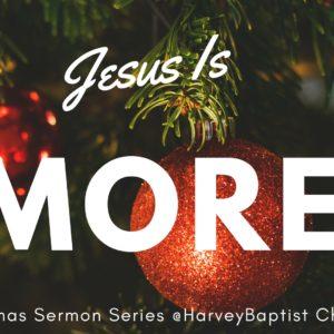 "John 1:9-13 ""Jesus, More Than A Good Teacher"""