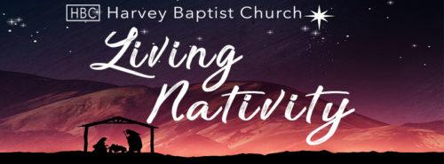 Living Nativity at HBC
