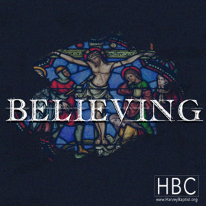 "Matthew 26:1-13: ""Believing Means Loving"""