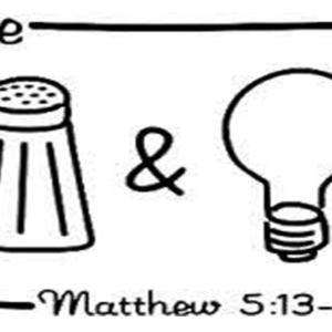 """Matthew 5:13 """"You Are The Salt"""""""