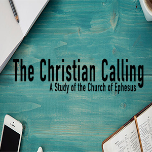 "Ephesians 1:7-10 ""The Christian Calling: Praise The Son!"""