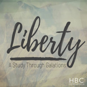 """Galatians 2:1-10 """"What's The Big Deal About The Law?"""""""